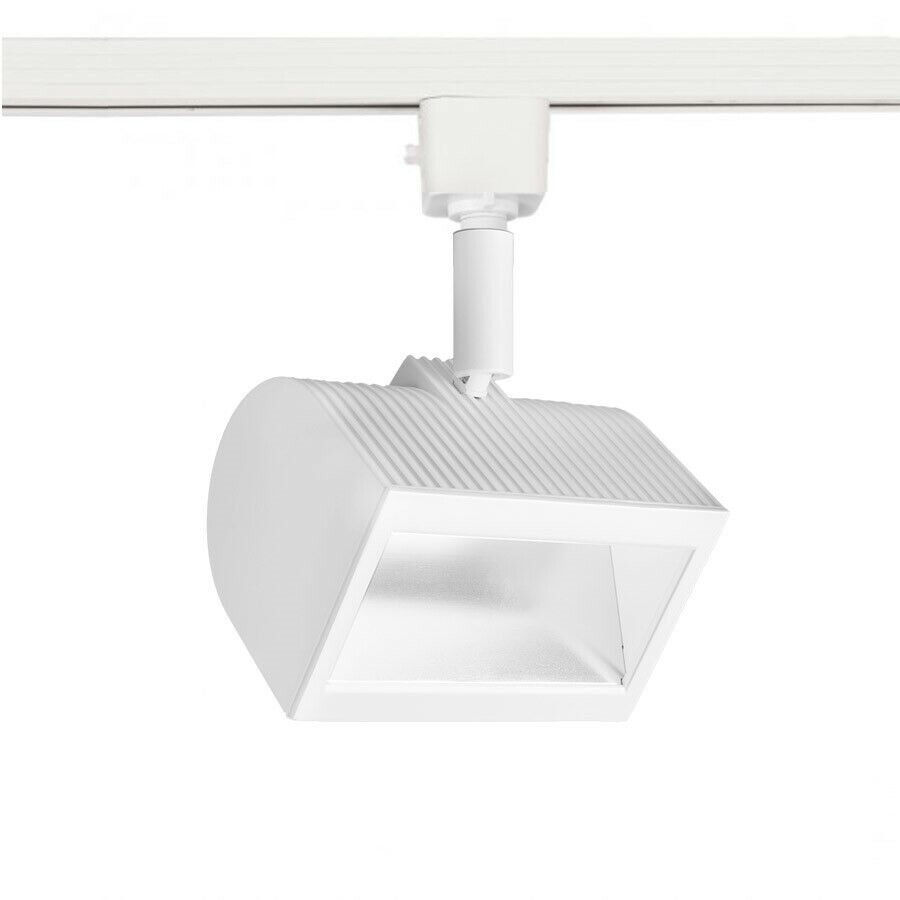 Wac H Track Lighting: WAC Lighting LED3020 Wall Wash Track Head, White For H
