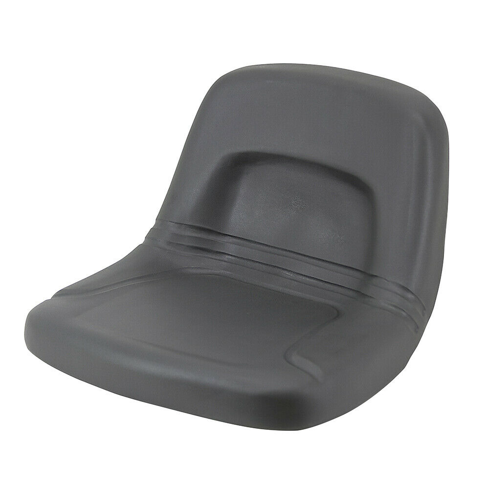 Craftsman Tractor Seats Replacement : Gray vinyl lawn mower seat ebay