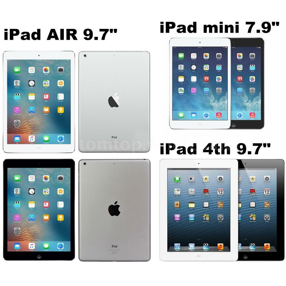 Apple IPad Mini Mini 2 79 IPad Air IPad 4th 97 Tablet