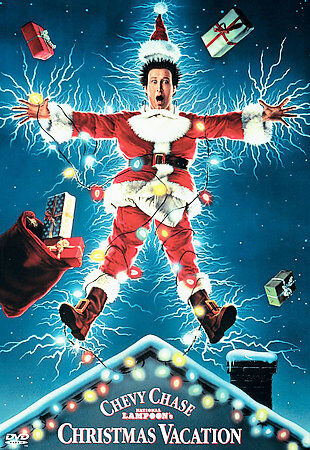 National Lampoons Christmas Vacation Dvd Chevy Chase