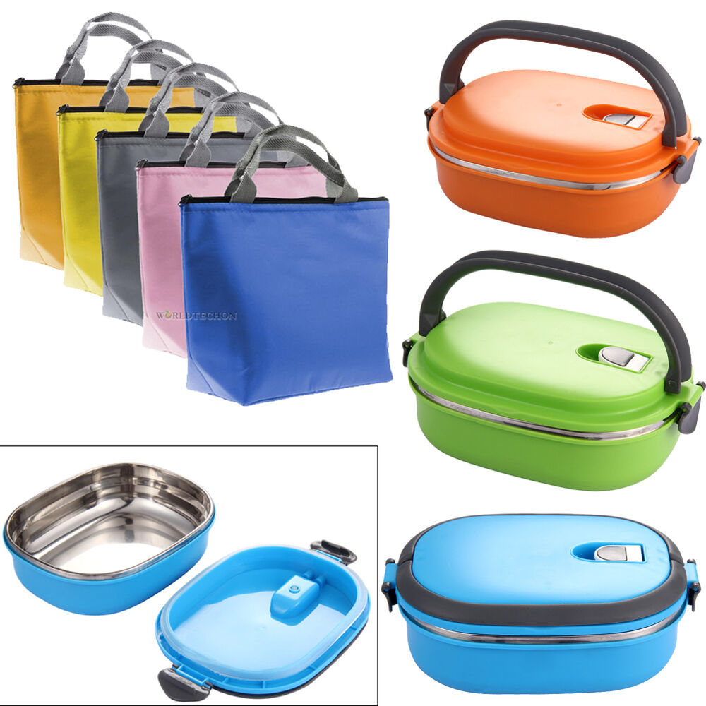 Portable Food Warmer Box ~ Portable food warmer pouch pocket picnic storage bag