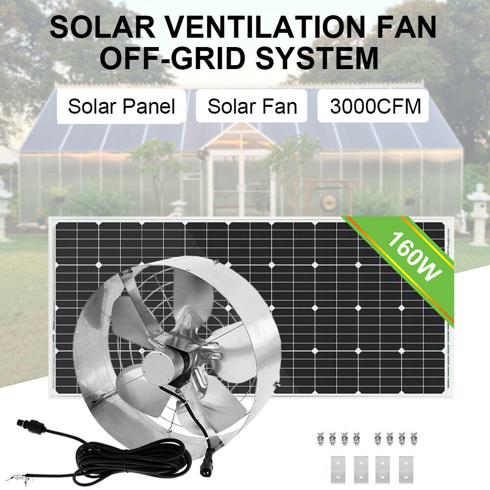 solar powered house window fan 28 images solar powered dog house exhaust fan whisper quiet. Black Bedroom Furniture Sets. Home Design Ideas