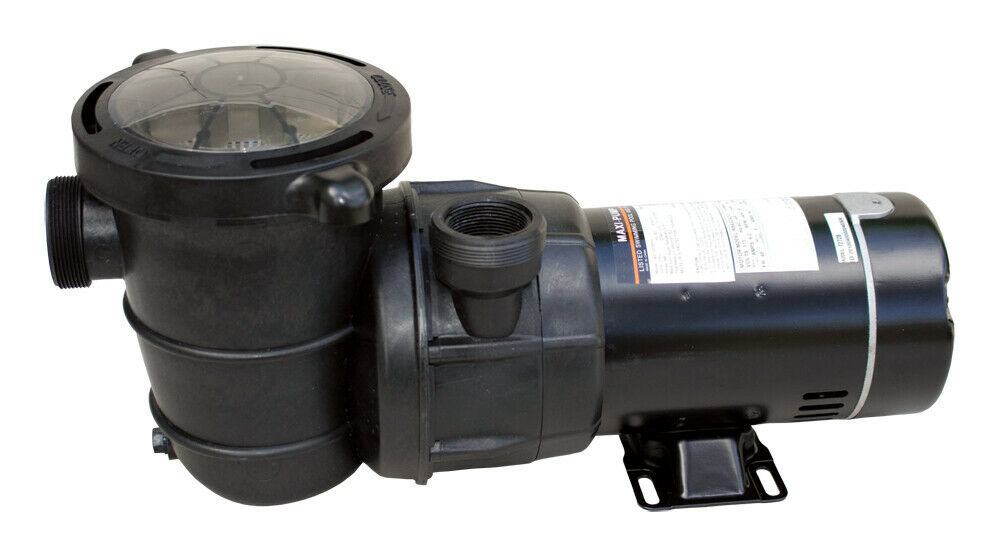New reliable replacement 1 1 2 hp pump for above ground swimming pools ebay for Swimming pool pumps for above ground pools