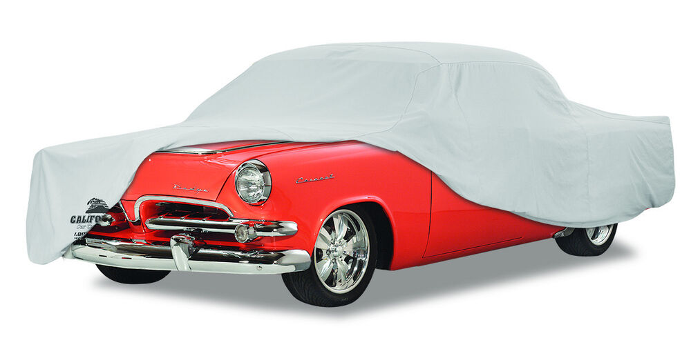 Custom Fit Outdoor Car Covers