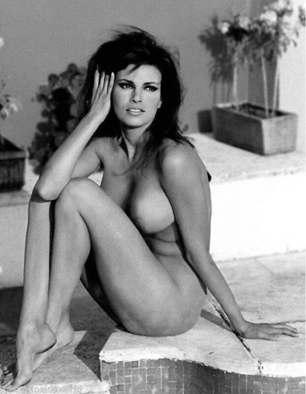 Has touched raquel welch movies