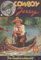 Cowboy Jerry / Jerry Gray Nr. 02 ***Zustand 2/2+***