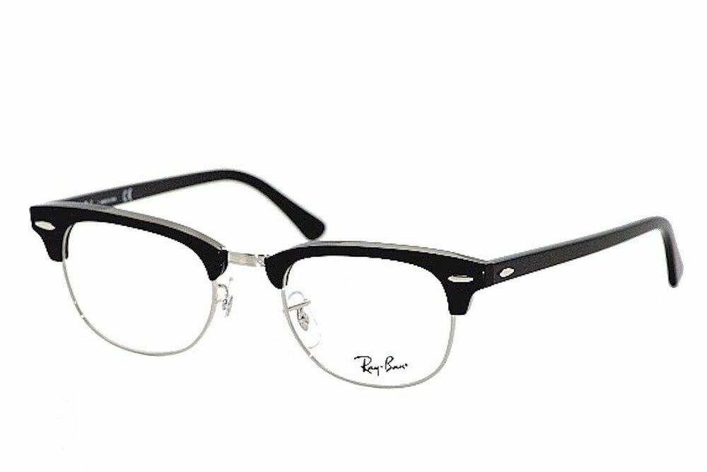 Eyeglass Frame Outlet : Ray-Ban RX5154 Clubmaster Eyeglasses eBay