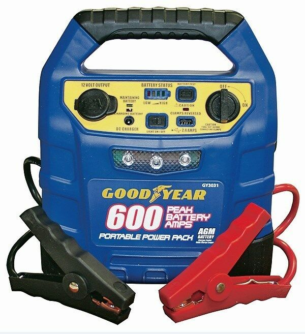 Goodyear Car Battery