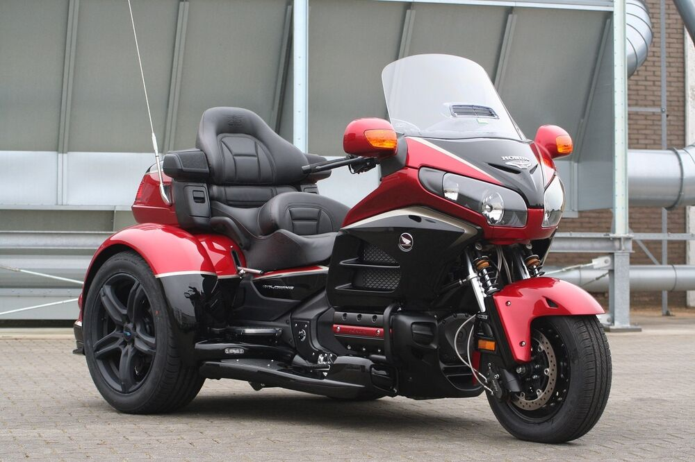 honda goldwing gl1800 eml x gt trike conversion ebay. Black Bedroom Furniture Sets. Home Design Ideas
