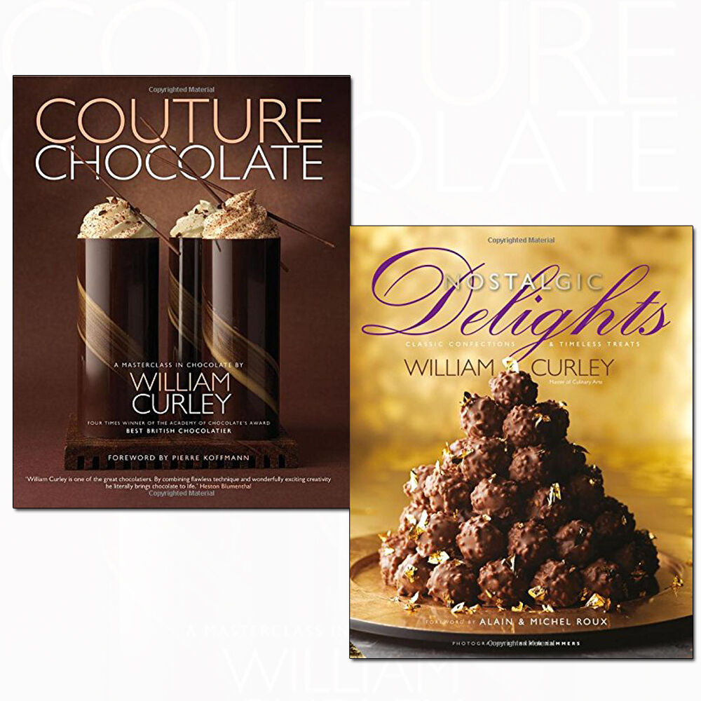 Couture Chocolate Book