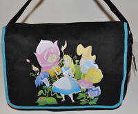 ALICE IN WONDERLAND MESSENGER BAG SHOULDER BAG TOTE BACKPACK DISNEY NEW CUTE NWT