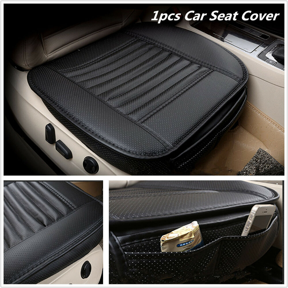 car full surround seat cover cushion bamboo charcoal breathable seat cushion pad ebay. Black Bedroom Furniture Sets. Home Design Ideas