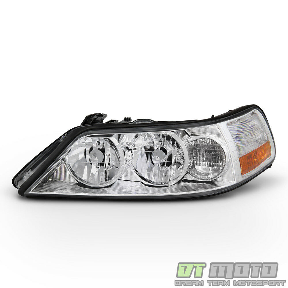 2011 Lincoln Town Car: 2005-2011 Lincoln Town Car Headlight Headlamp Replacement