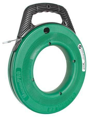 Fish tape greenlee ftss438 100 ebay for Greenlee fish tape