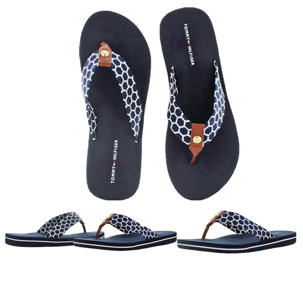 tommy hilfiger chipotle women 39 s eva flip flop sandals ebay. Black Bedroom Furniture Sets. Home Design Ideas