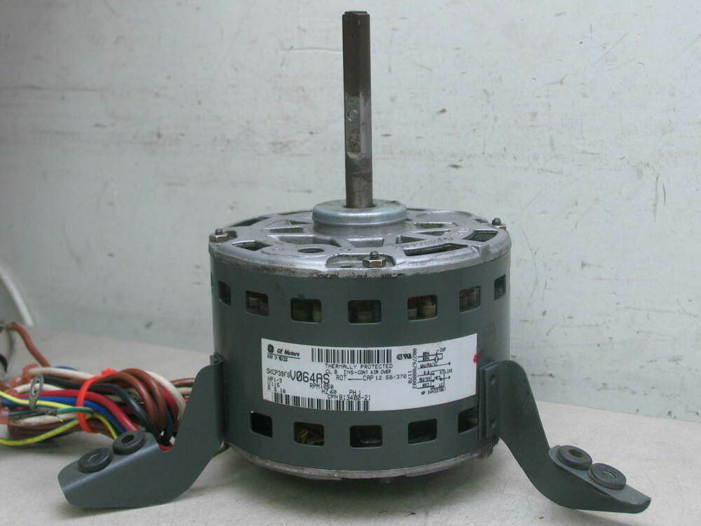 Ge Motors 5kcp39fgv064as Furnace Blower Motor 1 3hp