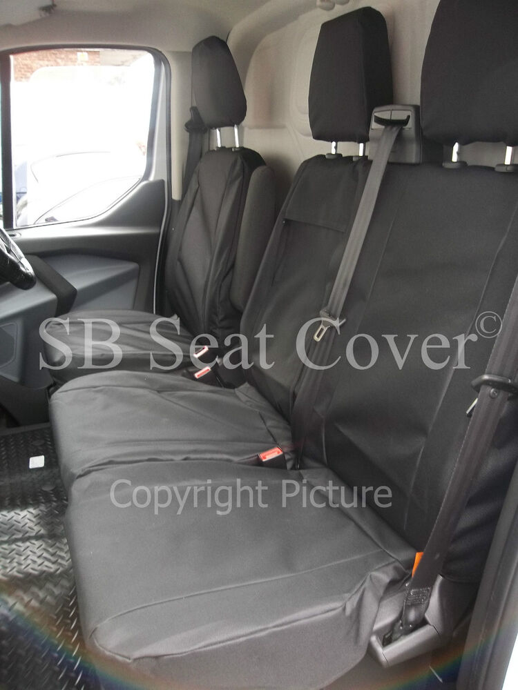 To Fit A Ford Transit Connect Van 2017 Seat Covers