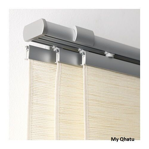 "IKEA KVARTAL Curtain Rail Triple 55"" Ceiling fixture 800.793 ..."
