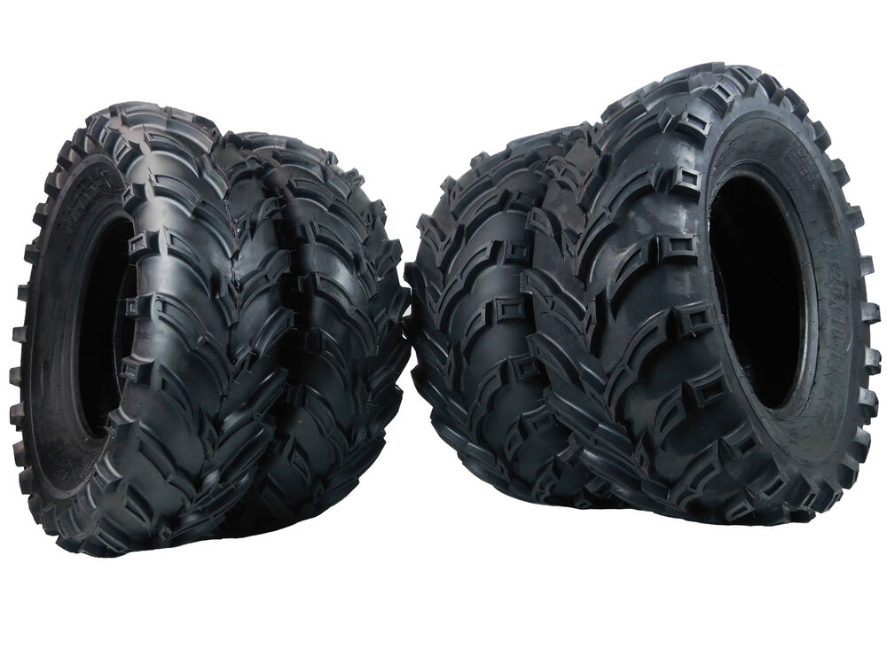 Yamaha Atv Tires Sizes