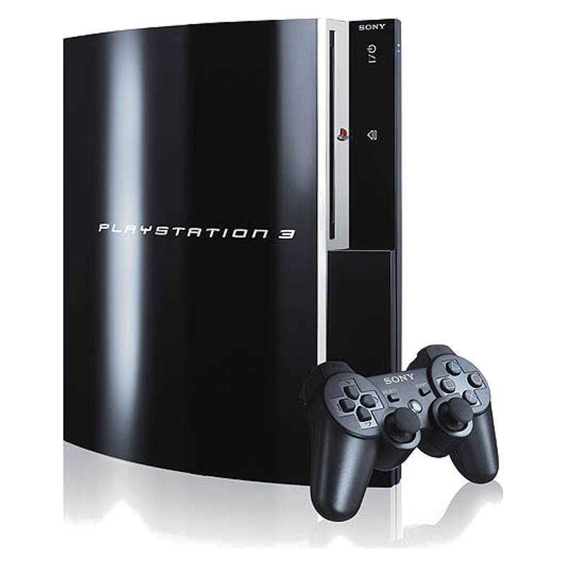 Free Ps3 Console: Sony PlayStation 3 160GB Charcoal Black Console