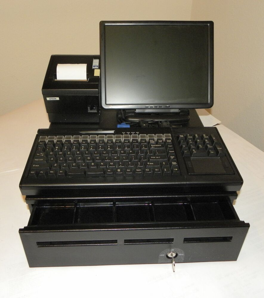 Pckeyboard Full Cash Register Point Of Sale Pos Pc