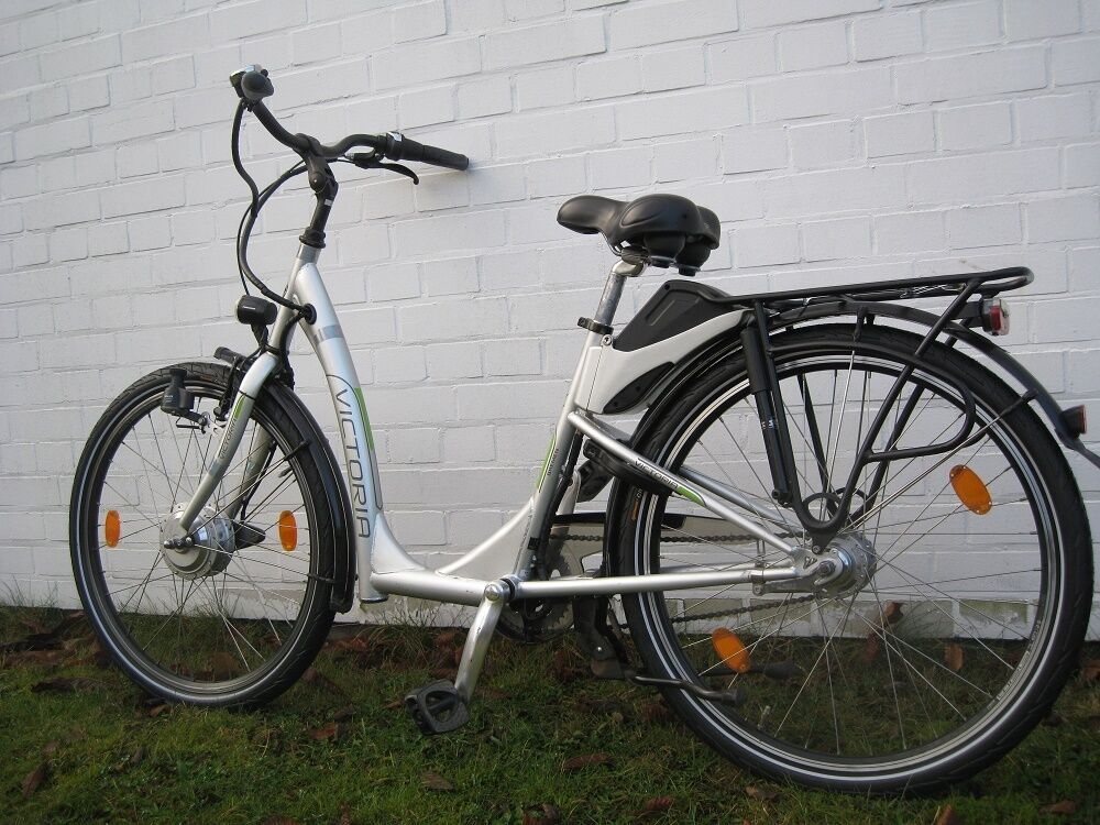e bike elektrofahrrad 26 zoll victoria bremen ebay. Black Bedroom Furniture Sets. Home Design Ideas