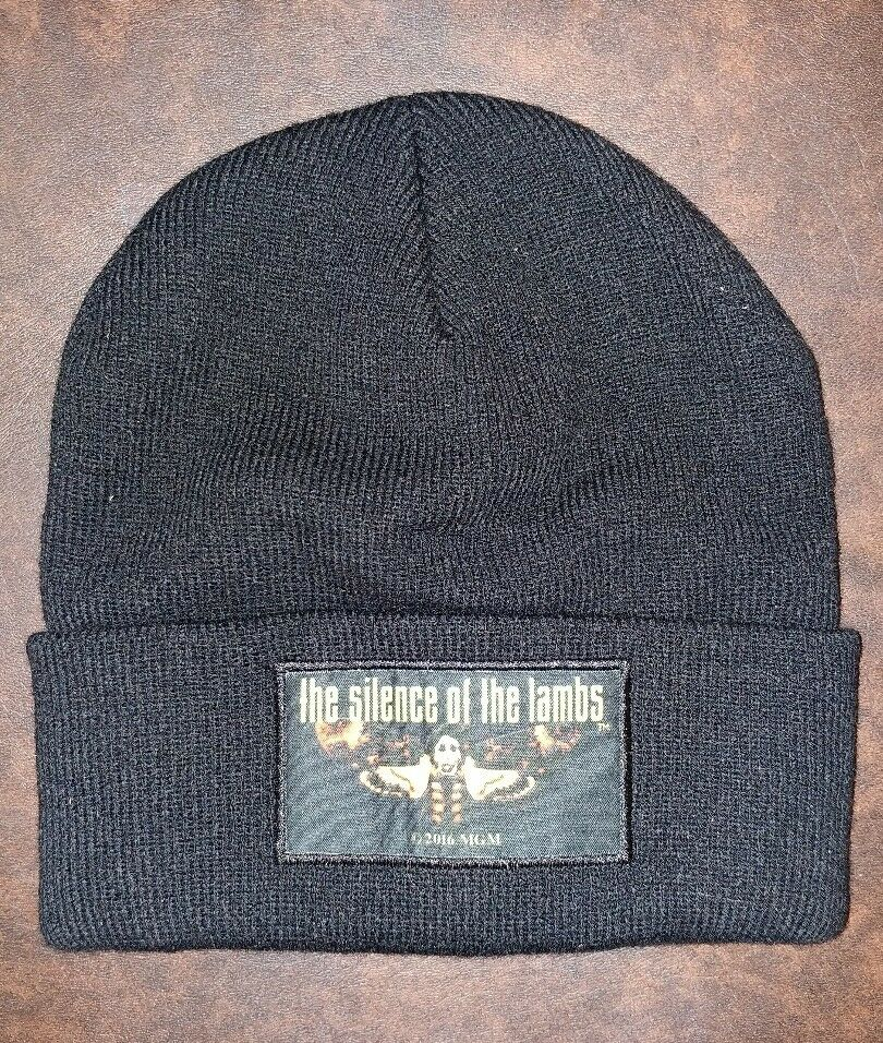 Details about Horror Block Silence of the Lambs Beanie Hat Nerd Block Dr.  Hannibal Lecter aa0c24fa5d2f
