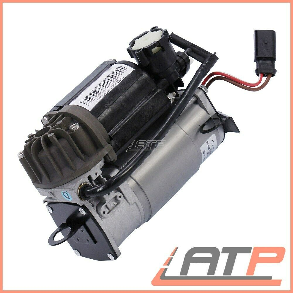 Compressor air suspension level control mercedes benz e for Air suspension compressor mercedes benz