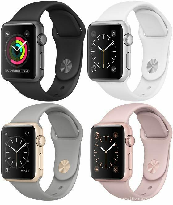 Apple Watch (Series 1) 38MM Sport Band All Colors | eBay