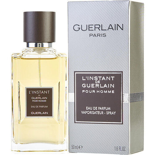 l 39 instant de guerlain homme by guerlain eau de parfum spray 1 6 oz ebay. Black Bedroom Furniture Sets. Home Design Ideas