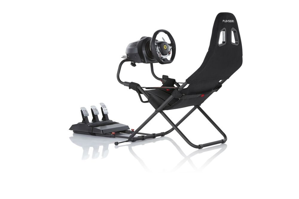Playseat Challenge Easy Foldable Racing Cockpit Pc Ps4