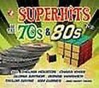 CD Superhits Of The 70s and Des années 80 d'Artistes divers 2CDs
