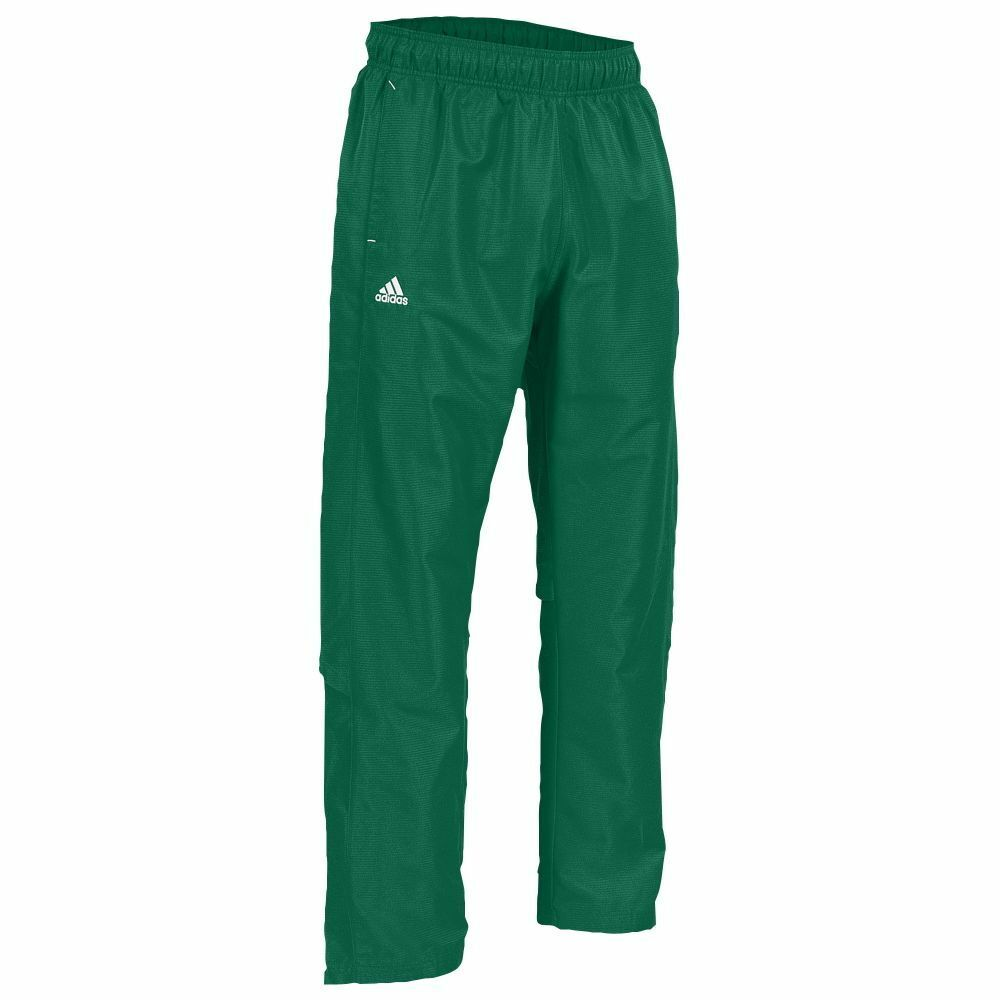 daf2d2a35 Details about Adidas WOMENS WOVEN W/U PANT FOREST GREEN Track Pants Bottoms  L LARGE LG TEAM