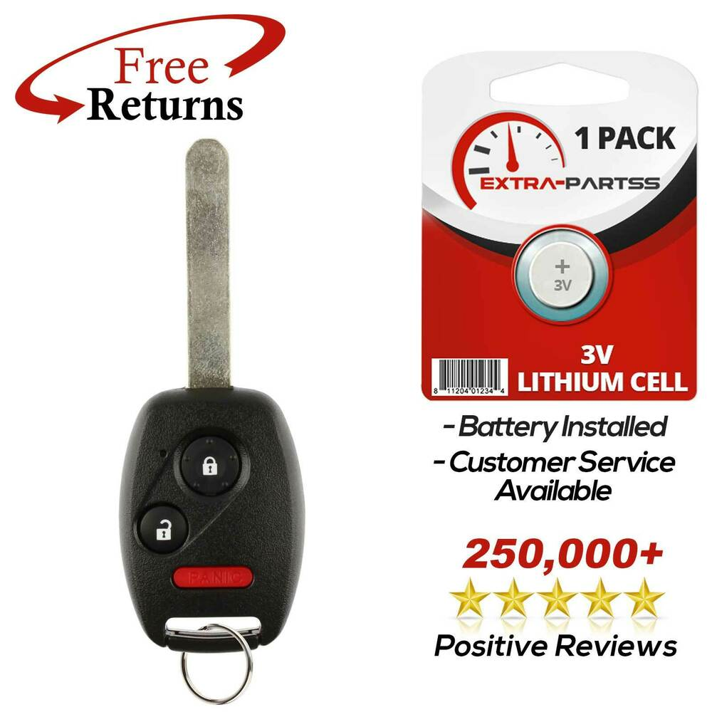 2007 Honda Accord Remote Key Ebay Autos Post