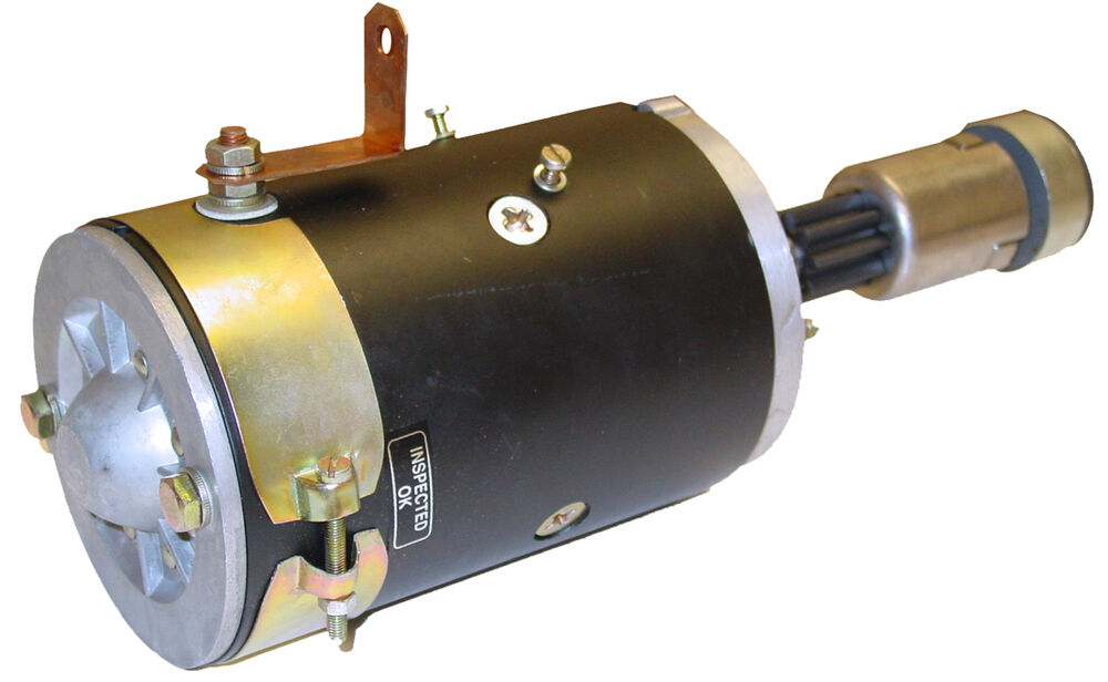 New Ford Starter 12 Volt For 8n 9n 2n One Year Warranty