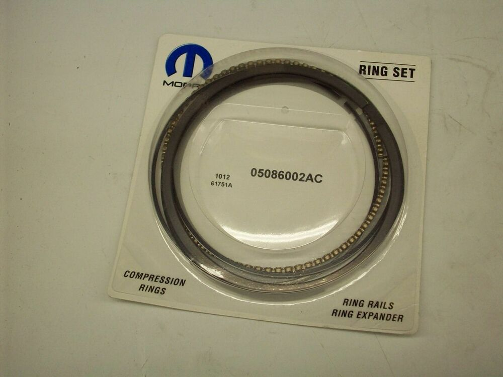 Chrysler    Piston Ring Ebay