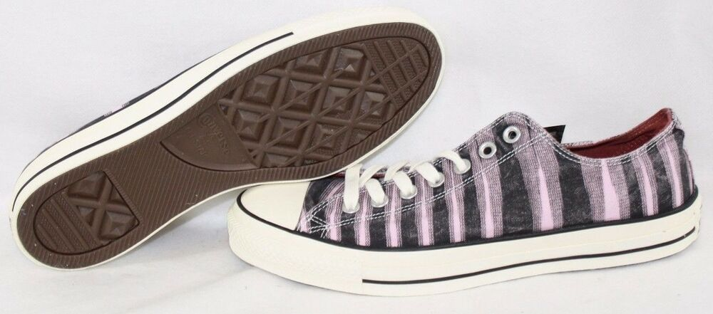 076e11f51f851e Details about NEW Mens CONVERSE 149692C Pink Freeze Missoni Chuck Taylor AS  OX Sneakers Shoes
