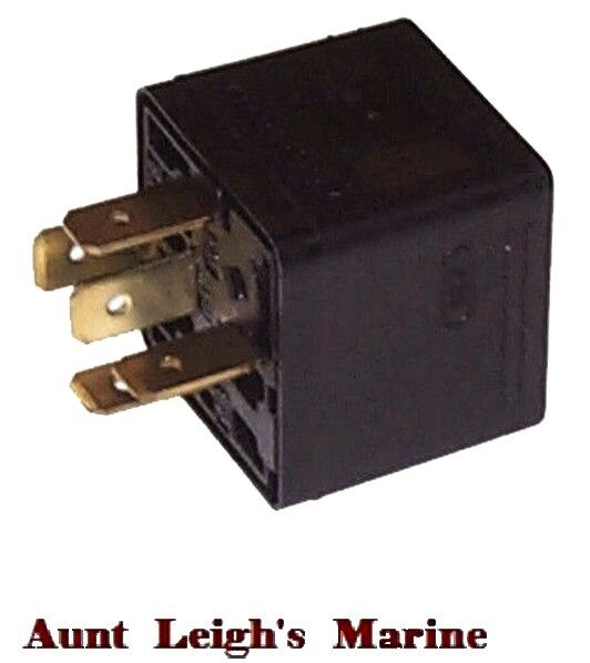 Power trim motor relay mercury mariner outboard 35 50 60 for Power trim motor for johnson outboard