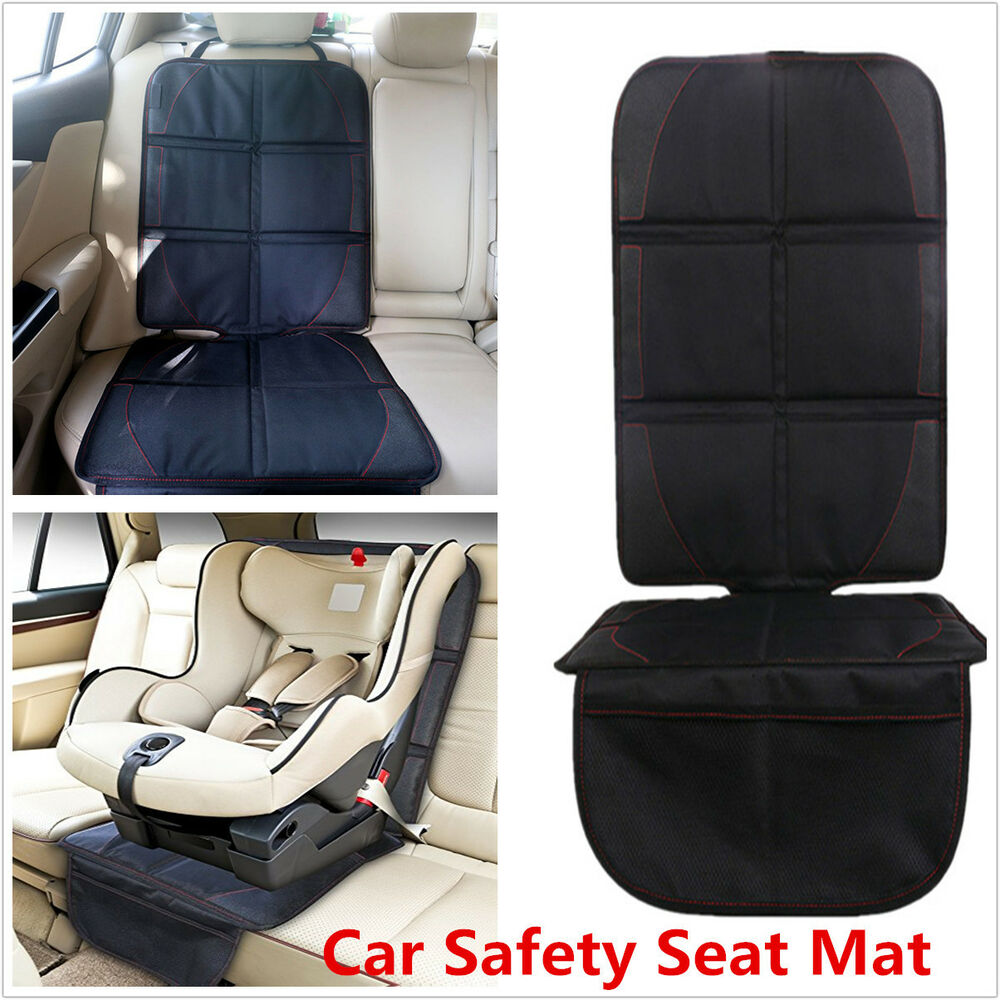 waterproof car seat protector mat baby safety seat cushion pet dog back blanket ebay. Black Bedroom Furniture Sets. Home Design Ideas