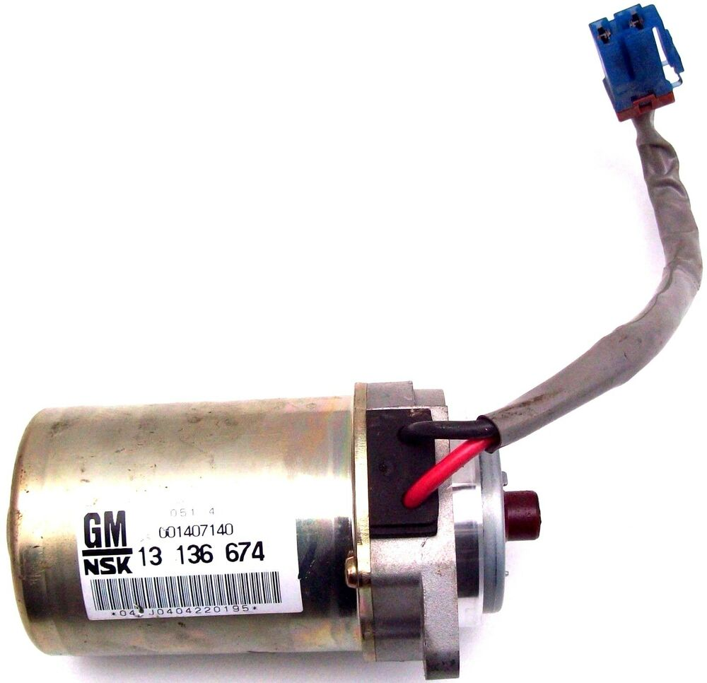 Vauxhall Opel Corsa C Eps Electric Power Steering Motor Gm