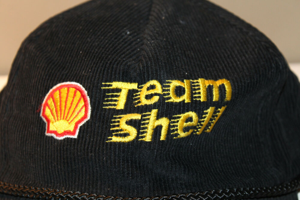 f2c15f605d7 Details about Team Shell Racing Gas Station Gasoline Mens Corduroy Hat Cap  Snapback Canada