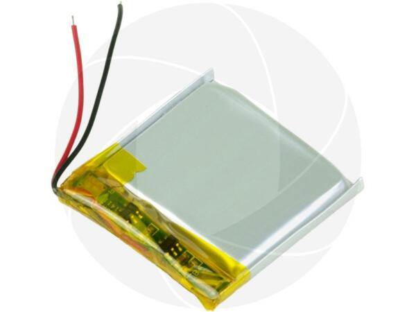 403030 3.7V 350mAh 30*30*5mm Lithium-Ion Polymer Battery For Spy Watch Bluetooth