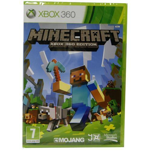 Minecraft the video game for xbox 360 / Portland ice arena schedule