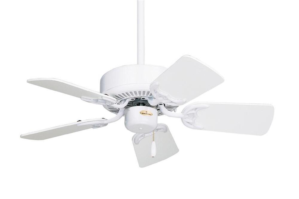 Emerson 29 Quot Ceiling Fan Northwind For Small Rooms