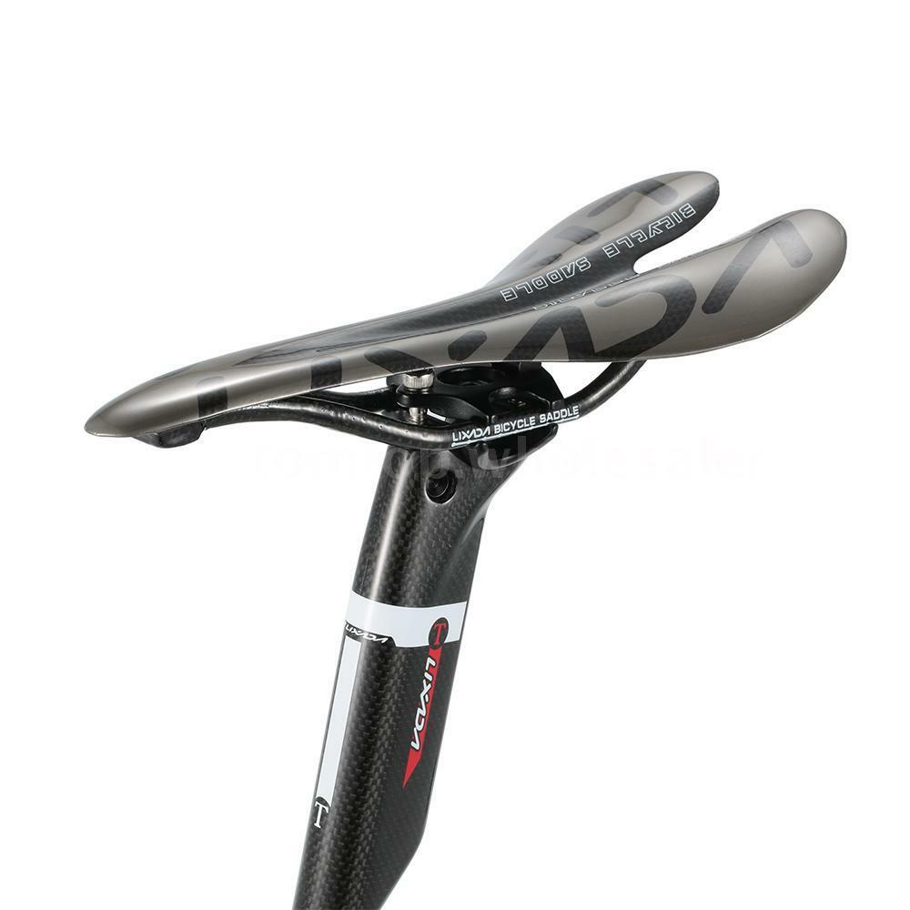 Full Carbon Fiber Saddle Most Comfortable Bike Seat For