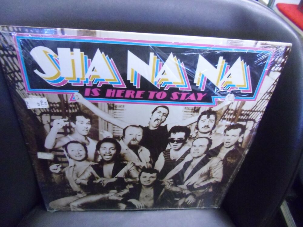 Details about Sha Na Na Is Here To Stay Greatest Hits LP 1977 Buddah Records VG+ IN Shrink