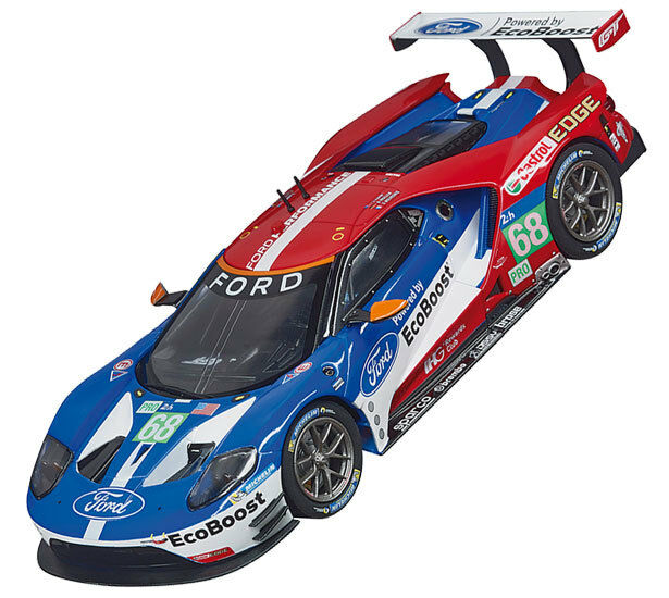 carrera digital 132 ford gt 68 slot car 1 32 30771 ebay. Black Bedroom Furniture Sets. Home Design Ideas