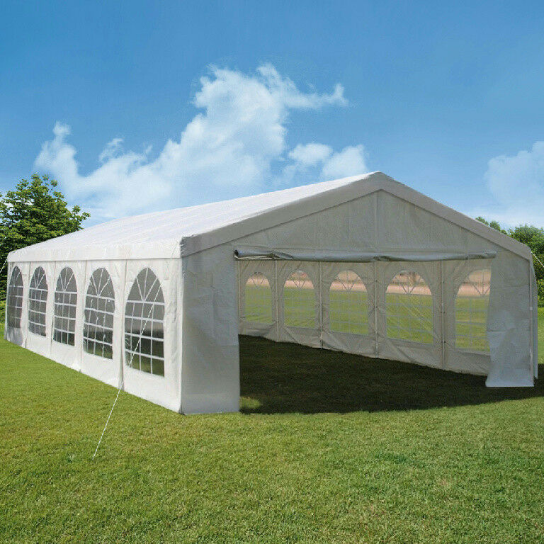 Quictent 5x10m Heavy Duty Marquee Tent Wedding Party Tent