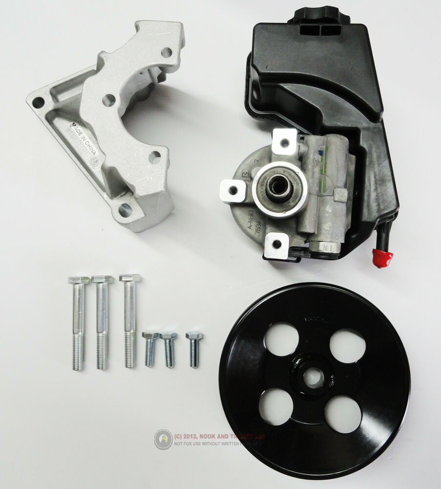 Details About 10 12 Ls3 6 2l Camaro Ps Steering Pump Conversion For Electric