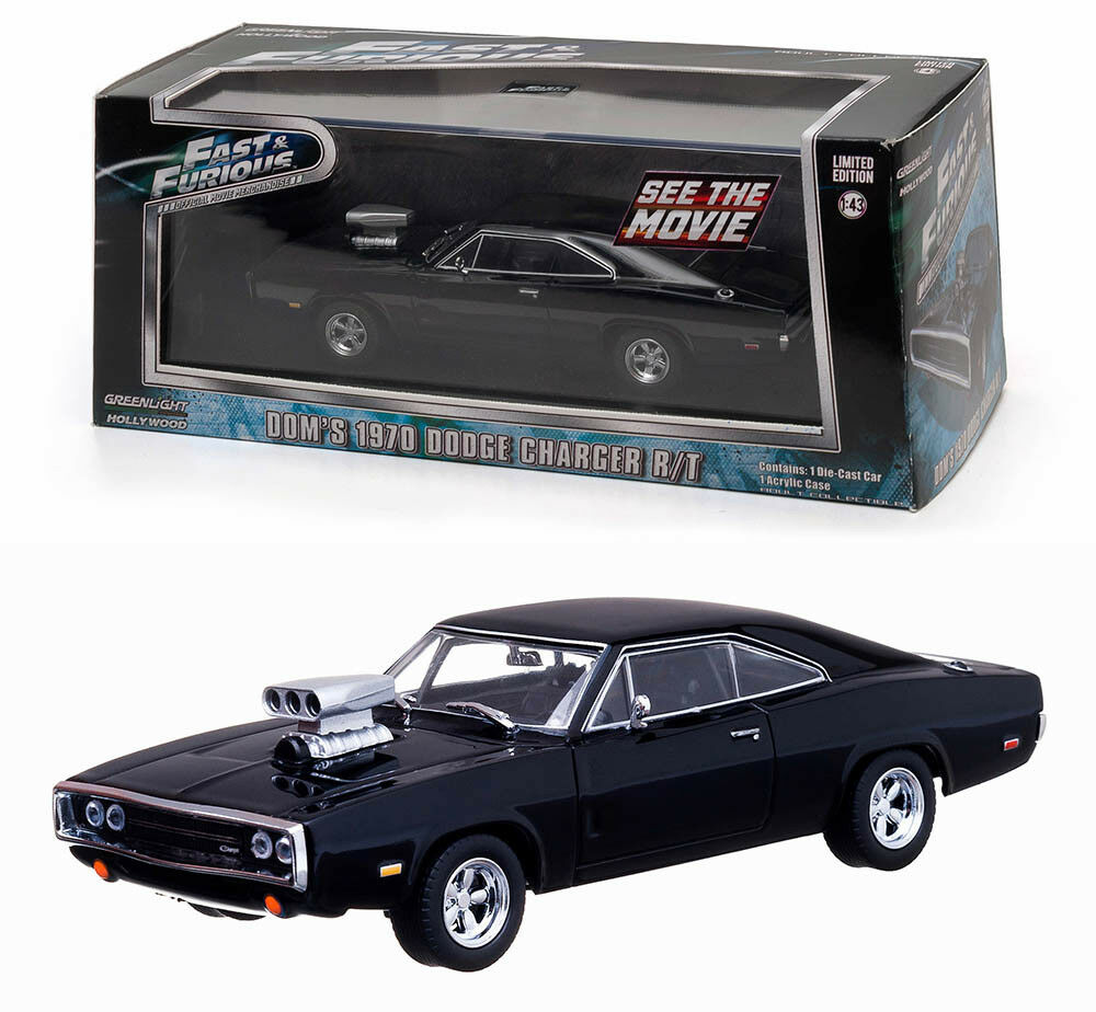 1970 dodge charger r t fast and the furious dom 2001 in 1. Black Bedroom Furniture Sets. Home Design Ideas